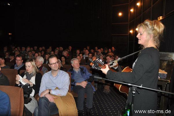 Martje Saljé - Türmerin im Schlosstheater