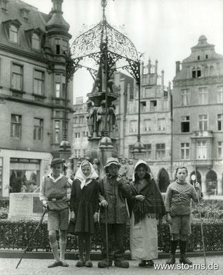Lambertisingen um 1910