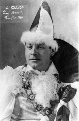 Prinz Max I. (Koberg), 1934 MS