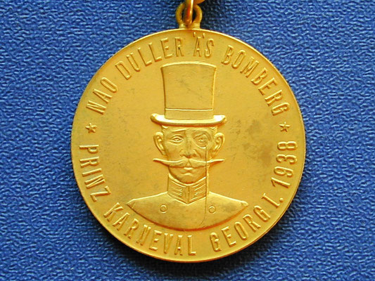 Orden Prinz Georg I. (Georg Steingaß) --- 1938 -