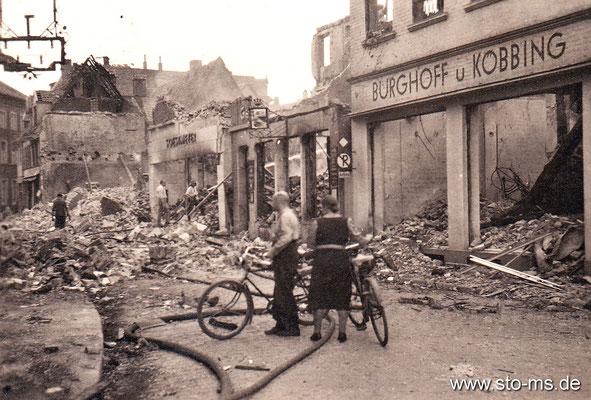 1941: Burghoff und Köbbing