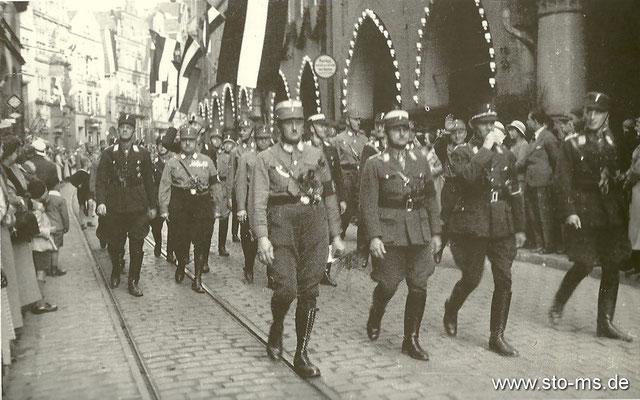 Naziparade 1933
