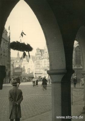 Aufem Prinzipalmarkt 1938