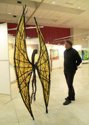 "2016 – "" Rêves et chimères "", salon ARAMI, Ermont (95), Roman Gorski"