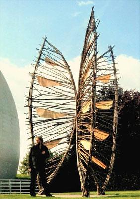 2008 - Rêve d'un papillon, Futuroscope, Poitiers - Roman Gorski