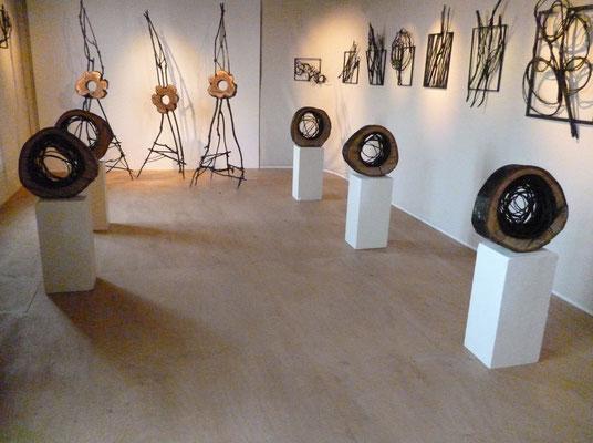 "2012 – Centre culturel  ""La chesnaie"", Beauchamps, Roman Gorski"