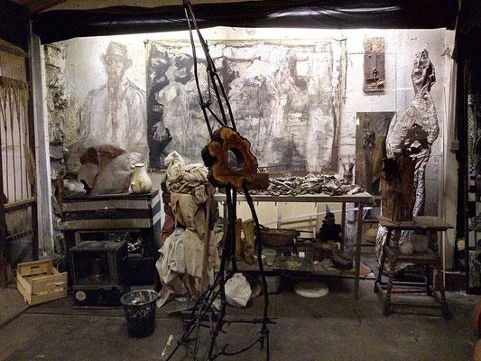 """"""" PODADA """" Portes Ouvertes d'Atelier d'Artistes  Oeuvres exposées chez Kambach Moshgelan  Argenteuil"""