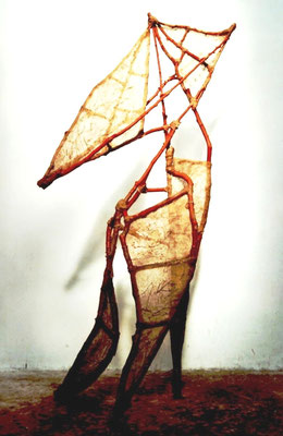 Robot végétal - Roman Gorski