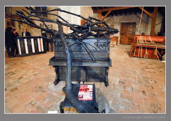 """""""Expo Piano"""" Saint-Clair-sur-Epte - Photo Pleinph'art sur flickr"""