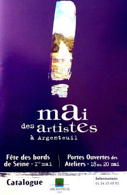 "2001 - "" Mai des artistes "" Argenteuil - Roman Gorski"