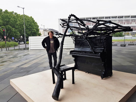 Requiem pour un piano - Roman Gorski