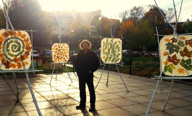 2013 - Lumières d'octobre, Ermont - Roman Gorski