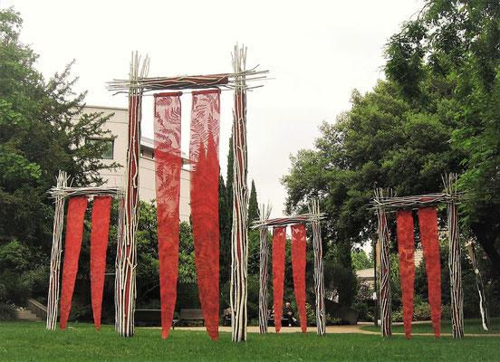 Entrée libre - Roman Gorski - Parc de la mairie, Argenteuil