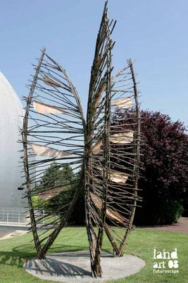 Rêve d'un papillon - Roman Gorski - Parc du Futuroscope