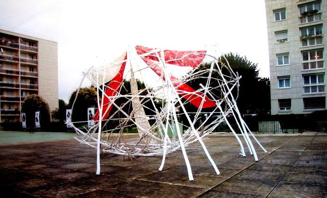 """2010 -  """"Les carreaux d'art"""", Ermont - Roman Gorski"""