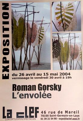 2004 - Saint-Germain-en-Laye   Association la clef - Roman Gorski