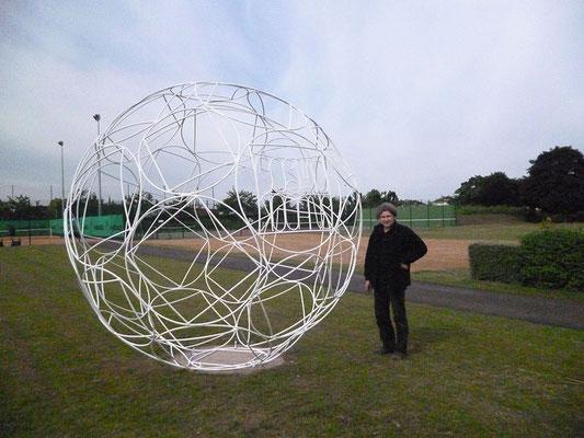 Ballon géant - Roman GORSKI