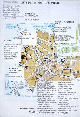 """2001 - """"Jardin des émotions"""", Saint-Germain-en-Laye - Roman Gorski"""