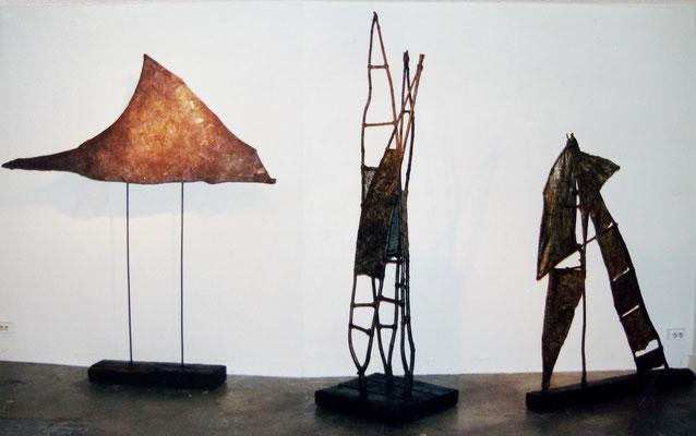 """1997 - """" Voyage imaginaire"""", Espace Confluences, Paris - Roman Gorski"""
