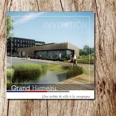 Création graphique et identité - Outils commerciaux immobilier - Agence Image Point Com