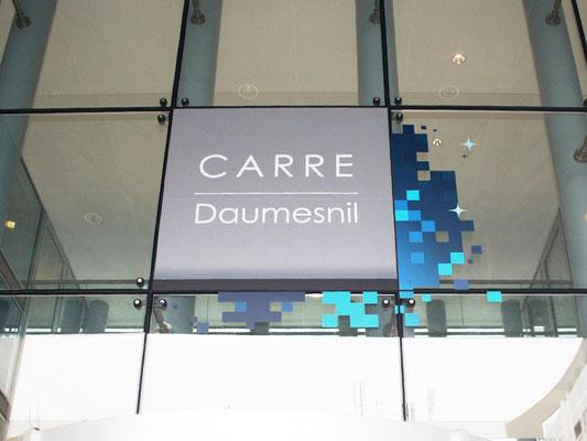 Identité Visuelle Immeuble Carré Daumesnil - Agence Image Point Com