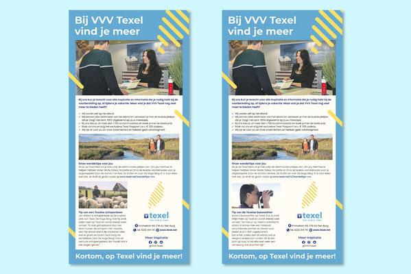 VVV Texel advertenties