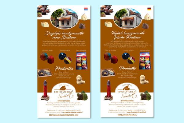 Chocolaterie Smidt flyer