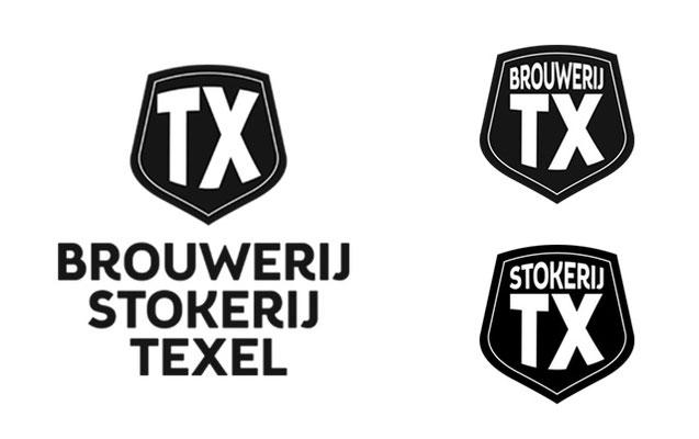 Brouwerij Stokerij TX logo's