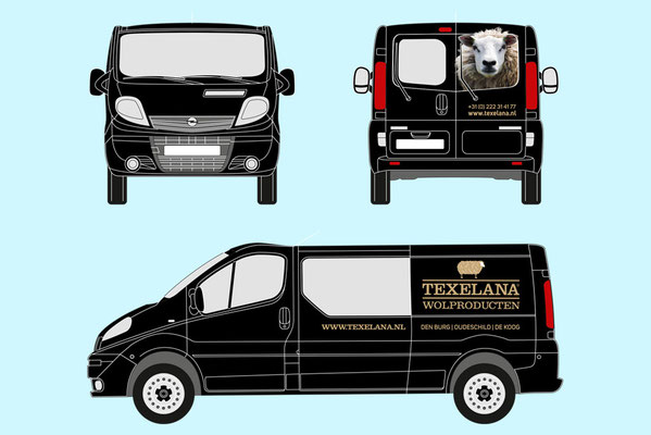 Texelana bus