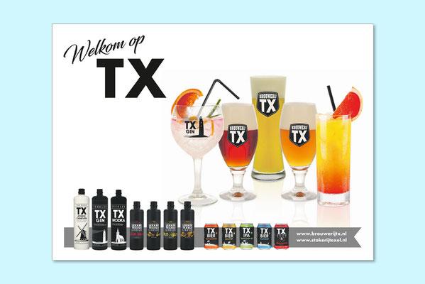 Brouwerij Stokerij TX advertentie