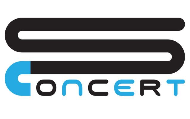 SConcert logo