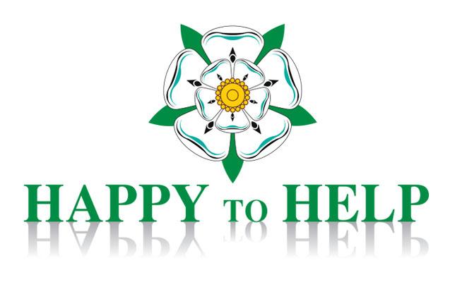 Happy to Help logo