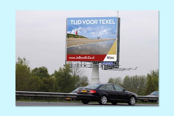 VVV Texel billboard