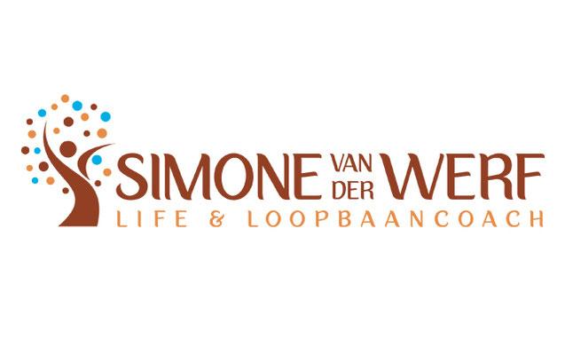 Simone van der Werf logo