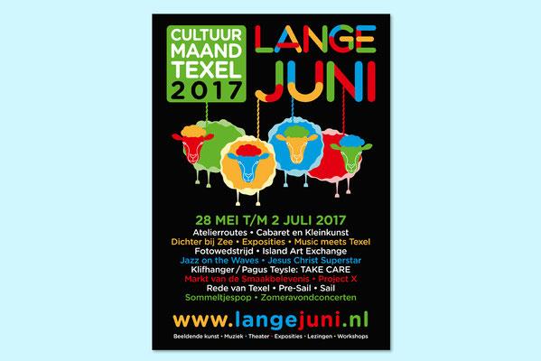 Lange Juni poster 2017