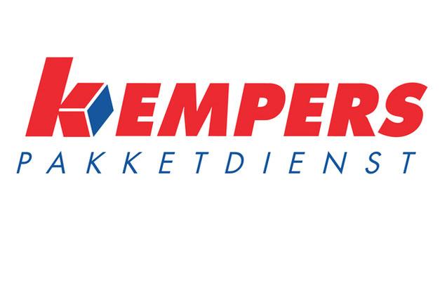 Kempers Pakketdienst logo