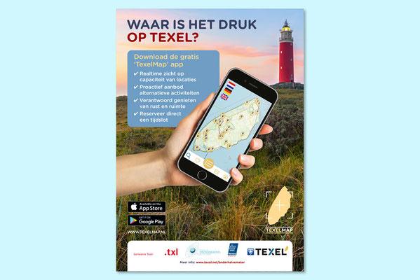 VVV Texel advertentie