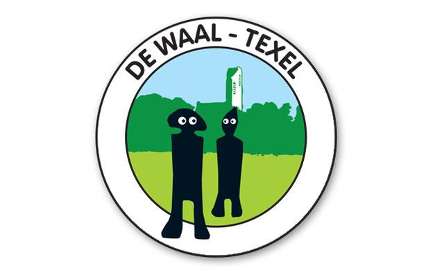 De Waal Texel logo