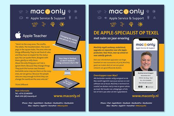 MacOnly flyer