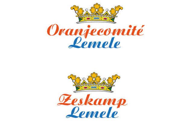 Oranjecomité Lemele logo