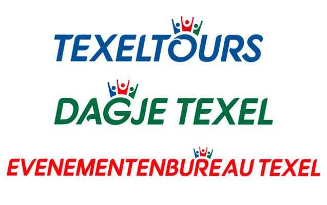 Texeltours logo's