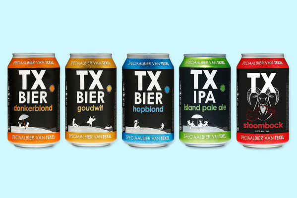 Brouwerij TX blikken