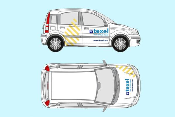 VVV Texel auto