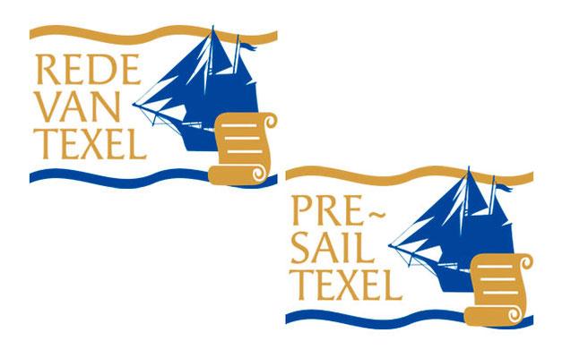 Rede van Texel logo's