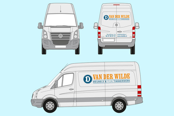 Dennis van der Wilde bus