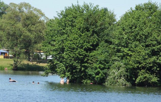 Erholung am Wißmarer See