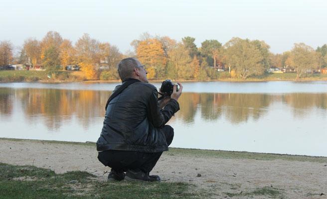 Auch Thomas Häublein fängt die schönsten Momente mit der Kamera ein