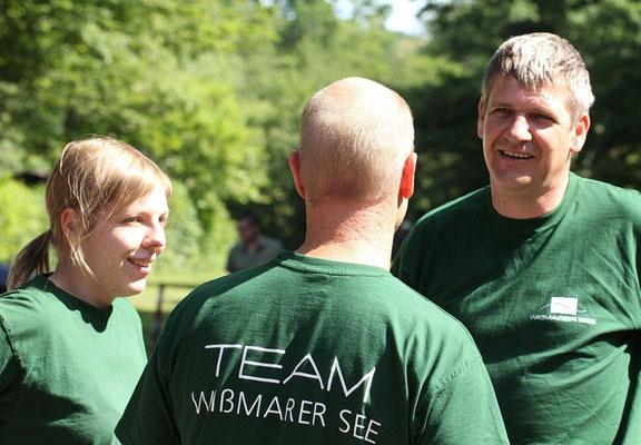 Das Team Wißmarer See