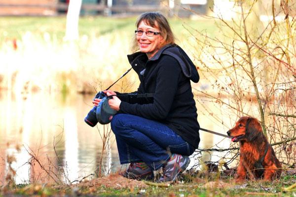 Vera Rolshausen-Werner haben wir viele dieser schönen Fotos zu verdanken