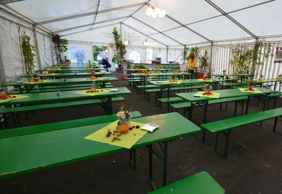 Apfelweinfest am Wißmarer See